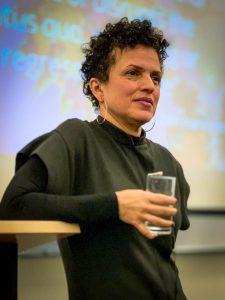 2018 Asper Visiting Professor Michèle Stephenson